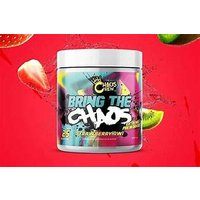 Image of Bring the (25 Servings) - Strawberry Kiwi (Limited Edition) Pre-Workout Supplements Chaos Crew