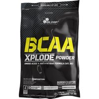 Image of BCAA Xplode - 1kg BAG-Strawberry - Vitamins And Minerals - OLIMP
