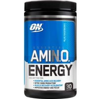 Image of Amino Energy - Acids & Caffeine 30 Servings 270g-Blueberry - Bcaa And Eaa - Optimum Nutrition