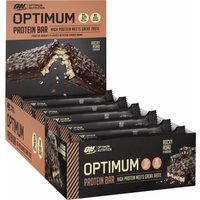 Image of Protein Bar 10 x 60g (Box) - Rocky Road - Protein Bars - Optimum Nutrition