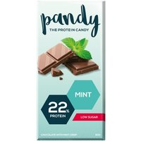 Image of Pandy Protein Chocolate 80g-Chocolate Mint DATED FEB 19 Bodybuilding Warehouse Candy