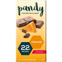 Image of Pandy Protein Chocolate 80g-Chocolate Orange DATED FEB 19 Bodybuilding Warehouse Candy