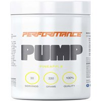 Image of Performance Pump Pre Workout Supplement - 30 Servings-Pineapple Bodybuilding Warehouse