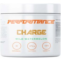 Image of Performance CHARGE Pre Workout Blue Razz Blast 40 Servings Pre-Workout Supplements Bodybuilding Warehouse