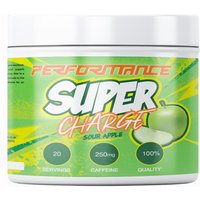 Image of Performance Super Charge Pre Workout - Sour Apple- 20 Servings Bodybuilding Warehouse