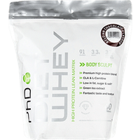 Image of Diet Whey / 1kg - Strawberry - Whey Protein Powders - PhD Nutrition
