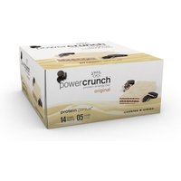 Image of Original Bar 12 x 40g-Cookie and Cream Bodybuilding Warehouse Powercrunch