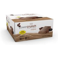 Image of Original Bar 12 x 40g-Mocha Creme Bodybuilding Warehouse Powercrunch