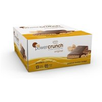 Image of Original Bar 12 x 40g-Peanut Butter Fudge Bodybuilding Warehouse Powercrunch