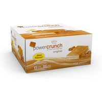 Image of Original Bar 12 x 40g-Salted Caramel Bodybuilding Warehouse Powercrunch