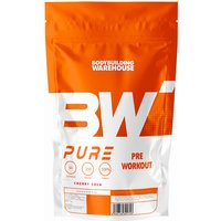 Image of Pure Pre-Workout - Cherry Cola 50 Servings (250g) Supplements Bodybuilding Warehouse