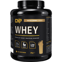 Image of CNP Professional Whey Protein Powders Pro-Whey Banana 2kg