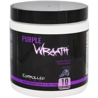 Image of Purple Wraath - 10 Servings-Juicy Grape Bodybuilding Warehouse Controlled Labs