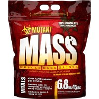 Image of Mutant Mass - 6.8kg OLD BAG Peanut Butter Chocolate Bodybuilding Warehouse PVL