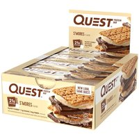 Image of Quest Protein Bars Protein Bars - 12 Bars-Smores
