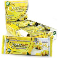 Image of Protein Bars - 12 Bars-Lemon Cream Pie Meal Replacement Quest