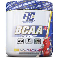 Image of BCAA XS Powder - 30serv-Tropical Punch Bodybuilding Warehouse Ronnie Coleman