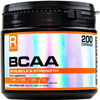 Image of BCAA - 200 caps - Bcaa And Eaa - Reflex Nutrition