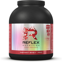 Image of *Out of Date* Reflex: Instant Whey Pro 2.2kg-Strawberries and RASPBERRY (EXP 01/2021) Bodybuilding Warehouse Reflex Nutrition