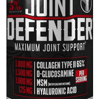Image of 5% Nutrition Joint Health Supplements Rich Piana Joint Defender - 200 Caps