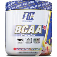 Image of BCAA XS Powder - 30serv-Lemonbeary Gummies Bodybuilding Warehouse Ronnie Coleman
