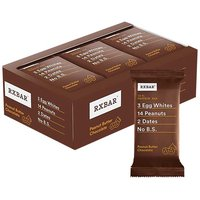 Image of BAR Protein Bar - 12x52 Peanut Butter Chocolate Bars RX