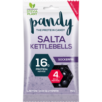 Image of Salty Kettlebells (Purple) Bodybuilding Warehouse Pandy Protein Candy