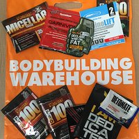 Image of Mystery Sample Pack - 10 Supplement Samples in 1 Bag Bodybuilding Warehouse PVL