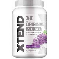 Image of Xtend (90 Servings) - Lemon Lime Sour BCAA & EAA Scivation