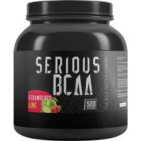 Image of Serious BCAA 2:1:1 - 100 Servings-Strawberry Lime Branch Chain Amino Acids The Bulk Protein Company