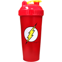 Image of Super Hero Series Bottle - The Flash Bodybuilding Warehouse Perfect Shaker