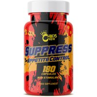 Image of Suppress Appetite Control - 180 Caps Fat Burners Chaos Crew