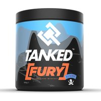 Image of FURY - 40 Servings-Blue Raspberry Pre-Workout Supplements TANKED