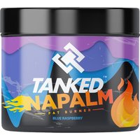 Image of Napalm - Blue Raspberry 180g Bodybuilding Warehouse TANKED