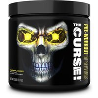 Image of JNX The Curse - 250g -Pineapple Shred Pre-Workout Supplements Sports