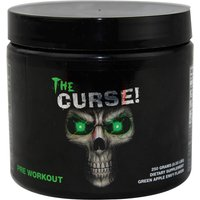 Image of The Curse - Pre-Workout 50 Servings 250g Green Apple Envy - Pre-Workout Supplements - JNX Sports