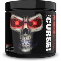Image of JNX The Curse - 250g-Fruit Punch Pre-Workout Supplements Sports