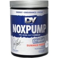 Image of Dorian Yates (DY) Nox Pump - 450g Tub-Green Apple Bodybuilding Warehouse Nutrition