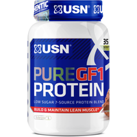 Image of USN Protein Powder Pure GF-1 - 1kg-Chocolate