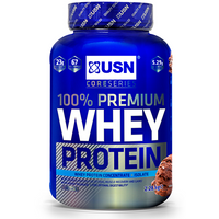 Image of 100% Premium Whey Protein - 2.2kg-Banana Bodybuilding Warehouse USN