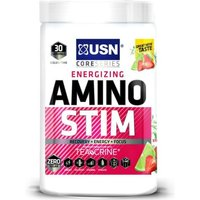 Image of Amino Stim - 30 Servings-Blue Raspberry Bodybuilding Warehouse USN