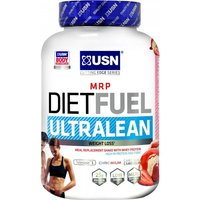 Image of Diet Fuel UltraLean - 1kg-Strawberry Meal Replacement USN