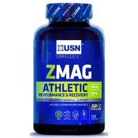 Image of ZMAG Athletic - 120 Caps Bodybuilding Warehouse USN