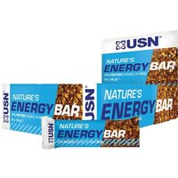 Image of Nature's Energy Bar 24 x 30g (Late Dated) Bodybuilding Warehouse USN