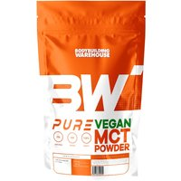 Image of Pure Vegan MCT Powder - Unflavoured 500g Bodybuilding Warehouse