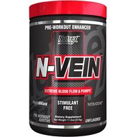 Image of Nutrex N-Vein (318g) Bodybuilding Warehouse Research