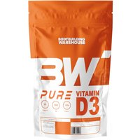 Image of Pure Vitamin D3 Tablets -180 Tabs Vitamins & Minerals Bodybuilding Warehouse