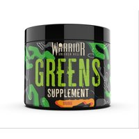 Image of Warrior Supplements Crossfit Supplements Greens Powder - 30 servings-Orange