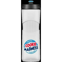 Image of Water Bottle - 600ml Bodybuilding Warehouse Cookie Madness