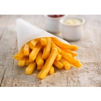 Backofen Pommes frites